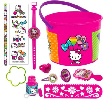 Hello Kitty Ultimate Favor Kit for 8 Guests