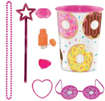 Donut Super Favor Kit for 8 Guests