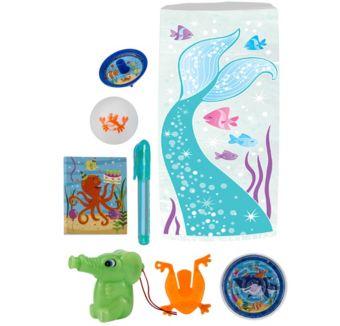 Mermaid Basic Favor Kit for 8 Guests