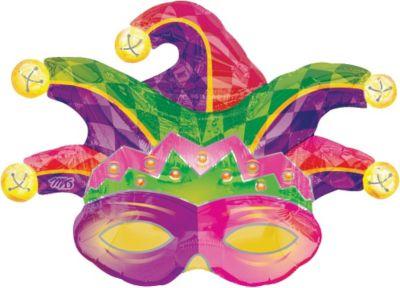 Jester Mask Balloon