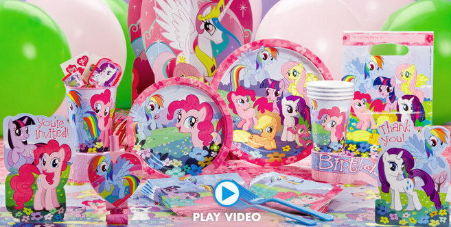 my little pony party supplies take your birthday party guests