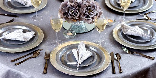 solid silver tableware #4