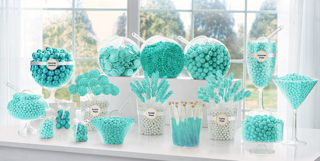 Robins Egg Blue Wedding Supplies #3