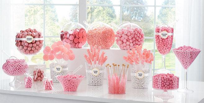 Pink Wedding Supplies #3