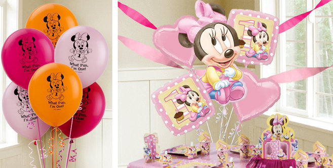 Baby Minnie Mouse 1st Birthday Images Minnie Mouse 1st Birthday