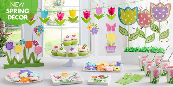 Spring Decorations Butterfly Decorations Party City