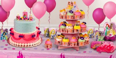 Disney Princess Cake Supplies Disney Princess Cupcake Cookie