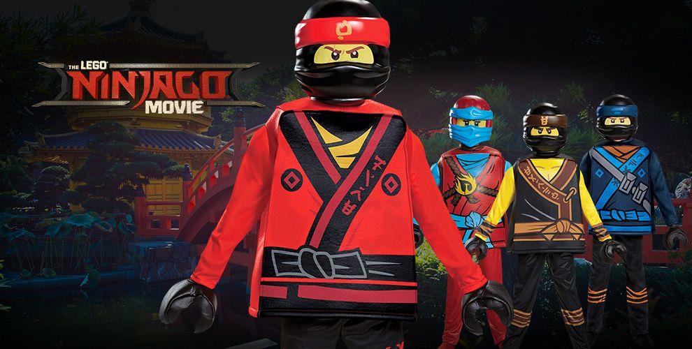 The Lego Ninjago Movie Party Supplies