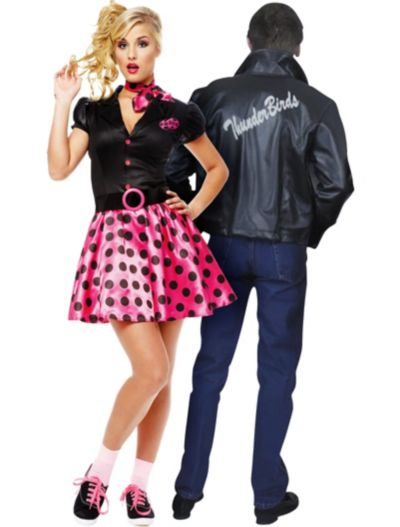 50s Sock Hop Couples Costumes