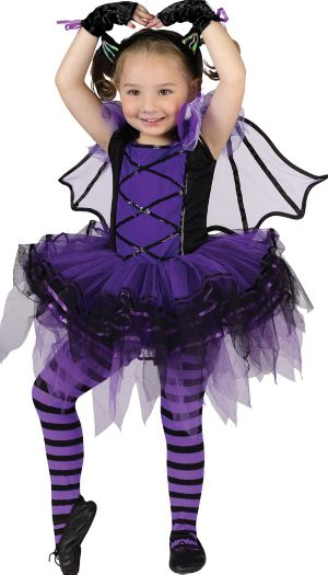 Toddler Girls Batarina Costume