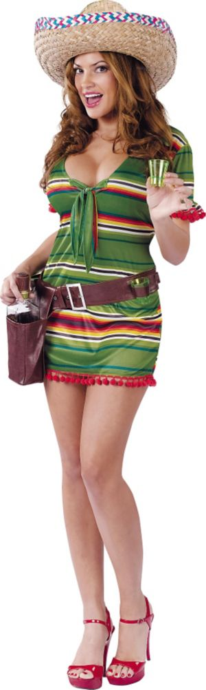 Adult Sexy Shooter Costume