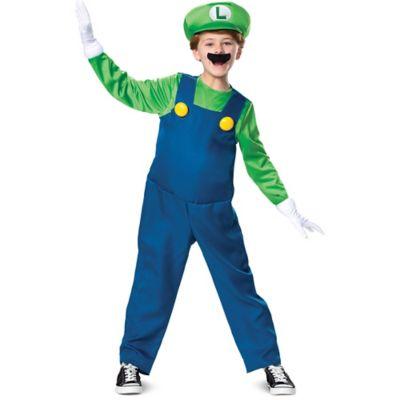 Super Mario Bros Princess Daisy Costume For Kids Party City