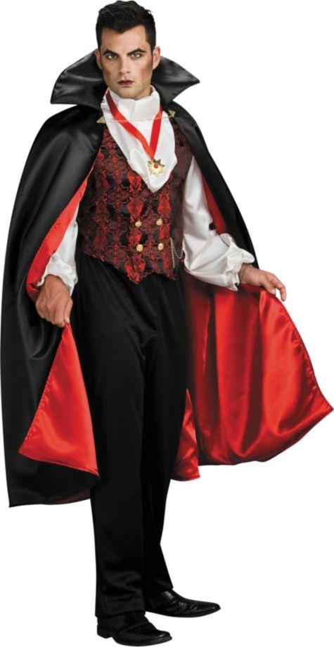 Modern Vampire Costume Vampire Costume Party
