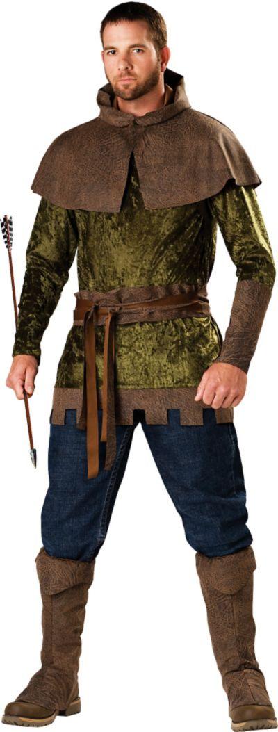 Adult Edgy Robin Hood Costume