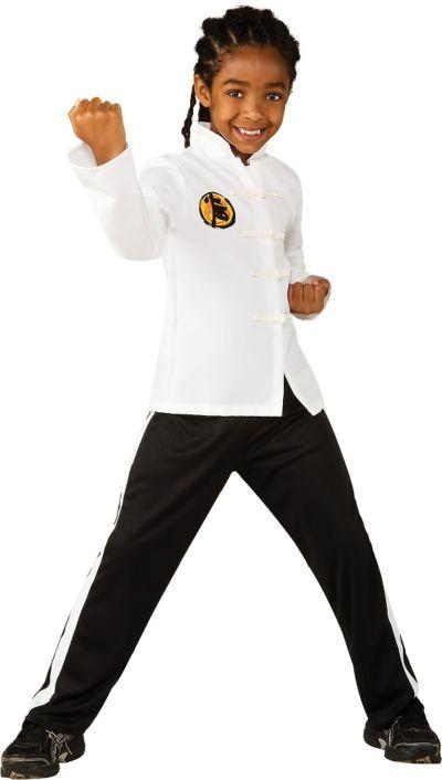 Boys Karate Kid Costume Deluxe