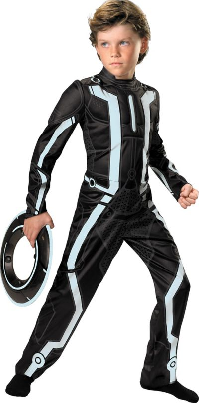 Boys Tron Legacy Costume Deluxe