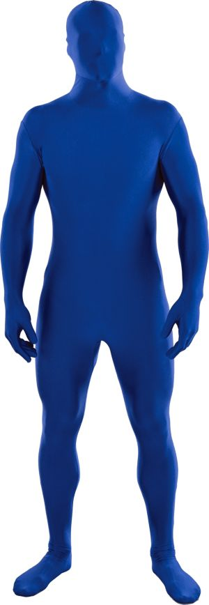 Adult Blue Partysuit