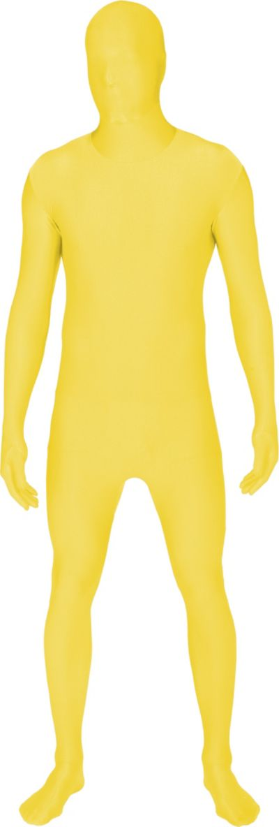 Adult Yellow Partysuit