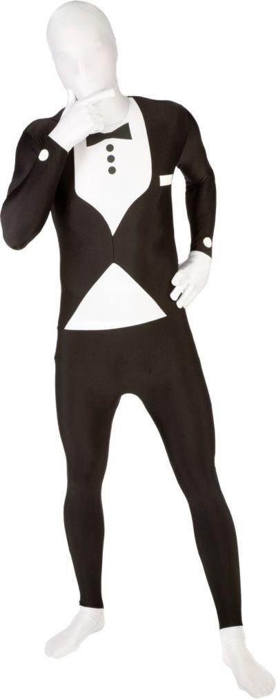 Adult Tuxedo Morphsuit