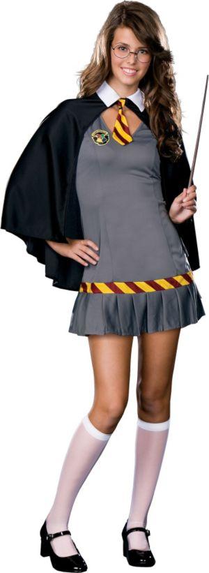 Teen Girls Wizard Wanda Costume