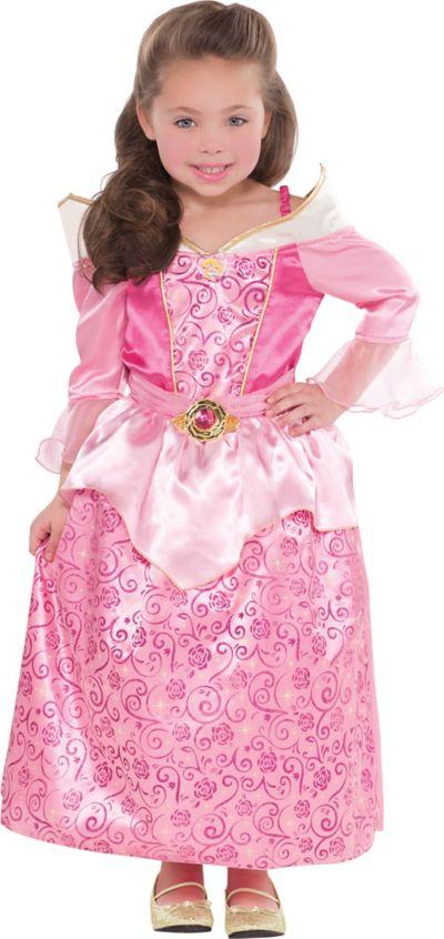 Girls Classic Aurora Costume