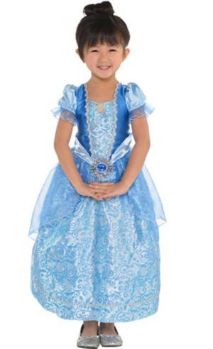 Cinderella Costume Classic Girls