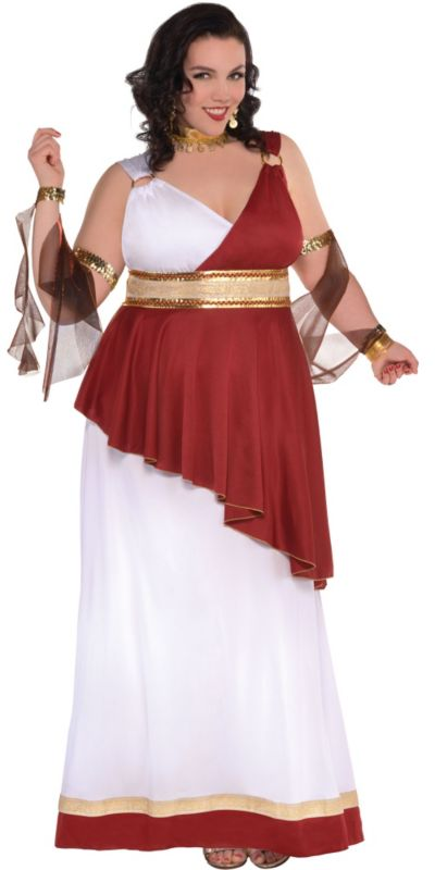 Adult Imperial Empress Costume Plus Size