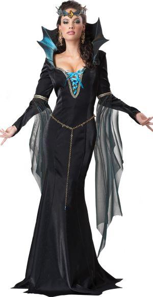 Adult Evil Sorceress Costume