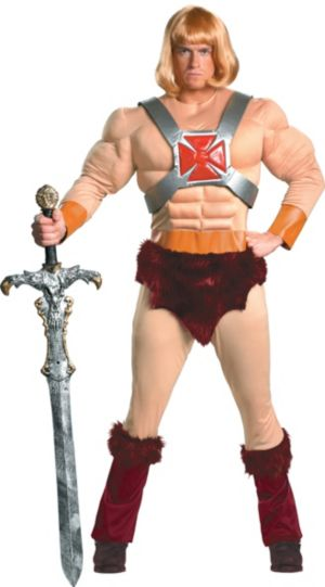 Adult He-Man Costume - Masters of the Universe