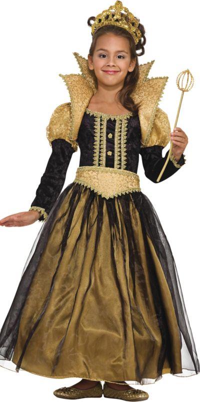 Girls Renaissance Princess Costume