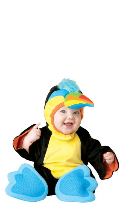Baby Tiny Toucan Costume Deluxe
