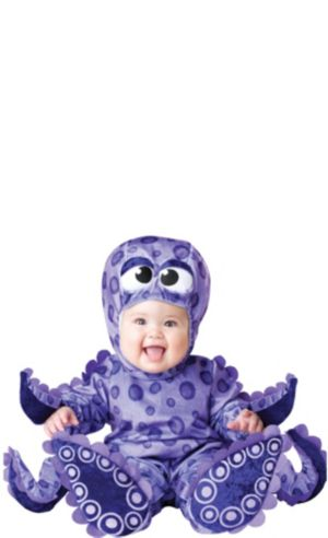 Baby Tiny Tentacles Costume Deluxe