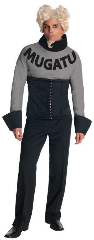 Adult Mugatu Costume - Zoolander