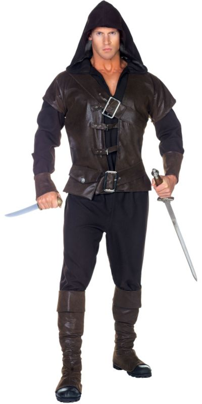 Adult Assassin Costume