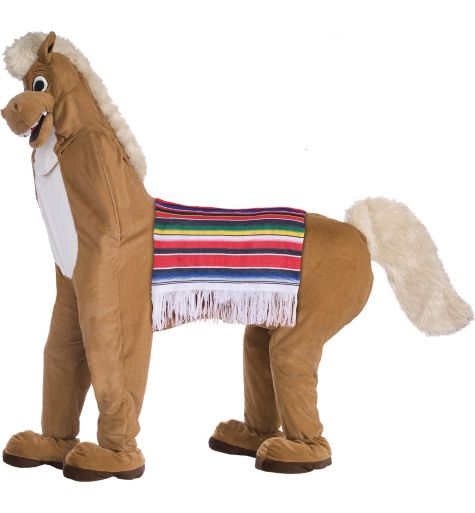 Gumby Horse Costume Adult Two Man Horse Costume