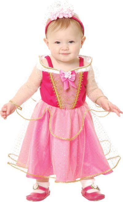 Baby Aurora Costume - Sleeping Beauty