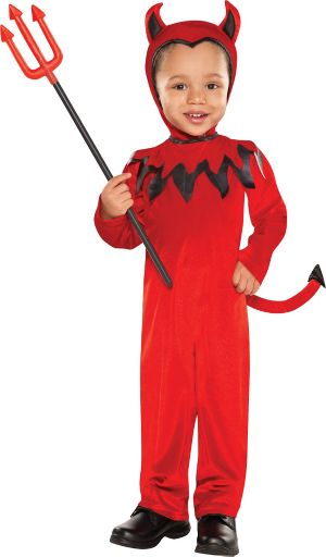 Toddler Boy Devil Costume
