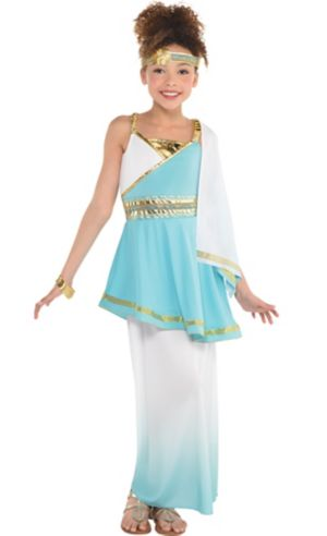 Girls Goddess Venus Costume