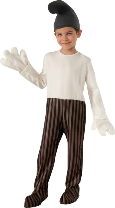 Boys Hackus Costume - The Smurfs 2