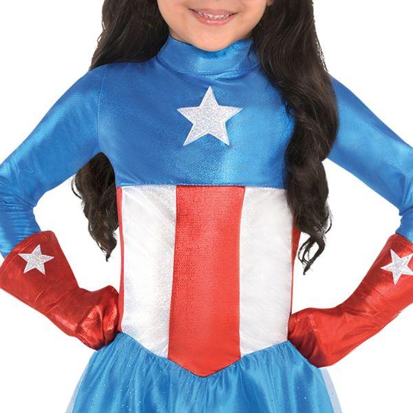 American Dream Girl Costume Girls American Dream Costume
