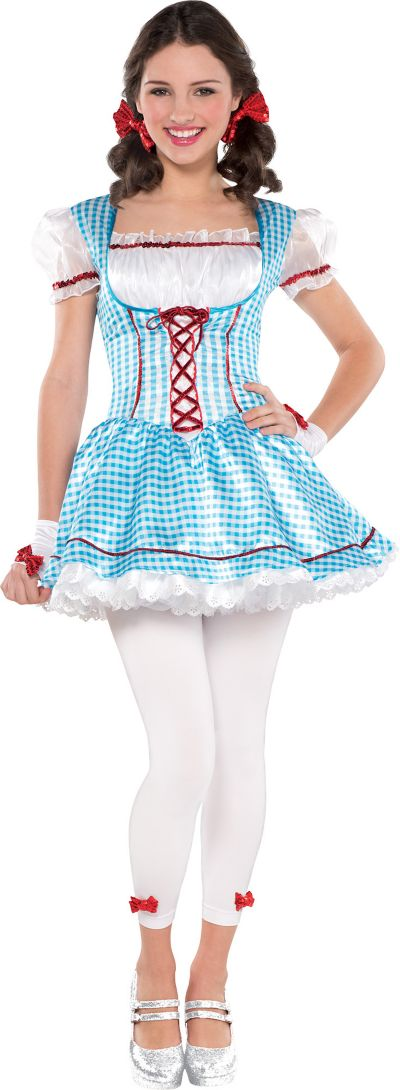 Teen Girls Kansas Cutie Costume