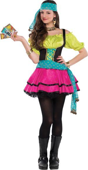 Teen Girls Mystical Gypsy Costume