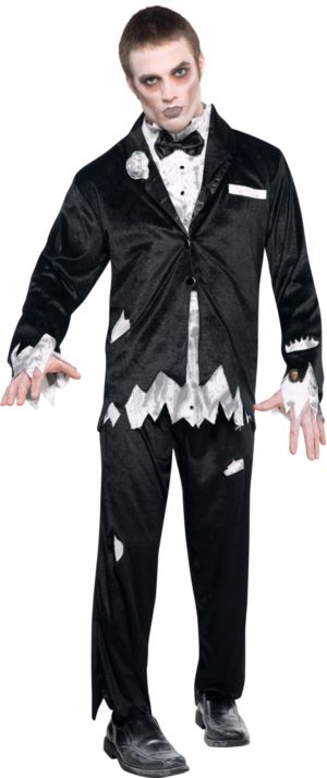 Adult Deadly Catch Zombie Costume