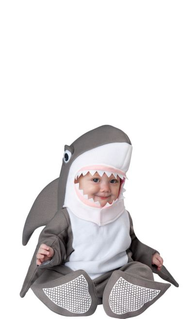 Baby Bite Size Shark Costume