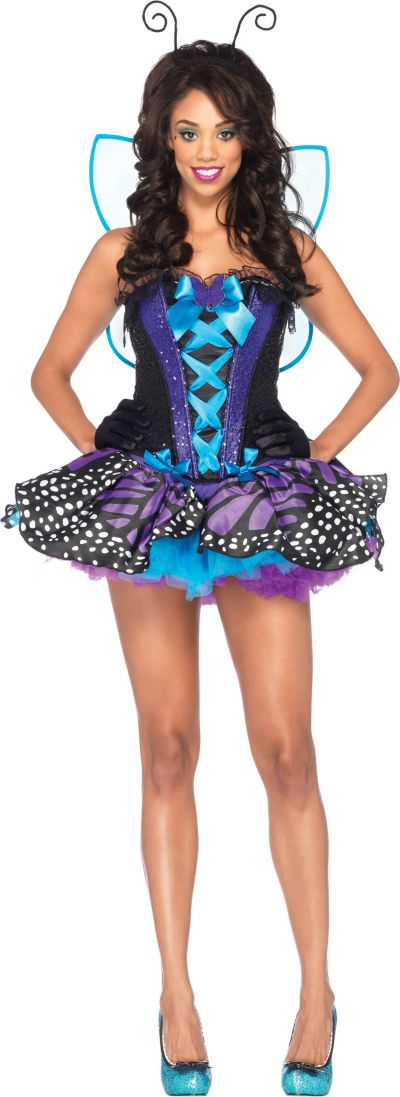 Adult Purple Emperor Butterfly Costume