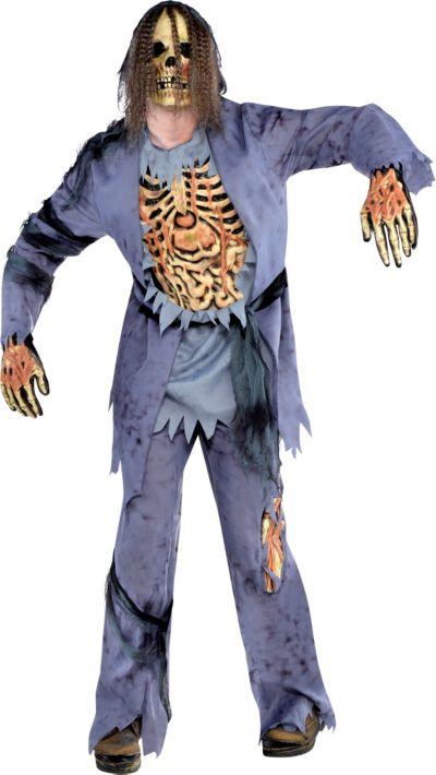Adult Corpse Zombie Costume