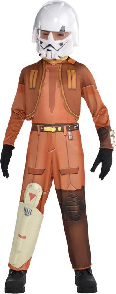 Boys Ezra Costume - Star Wars Rebels