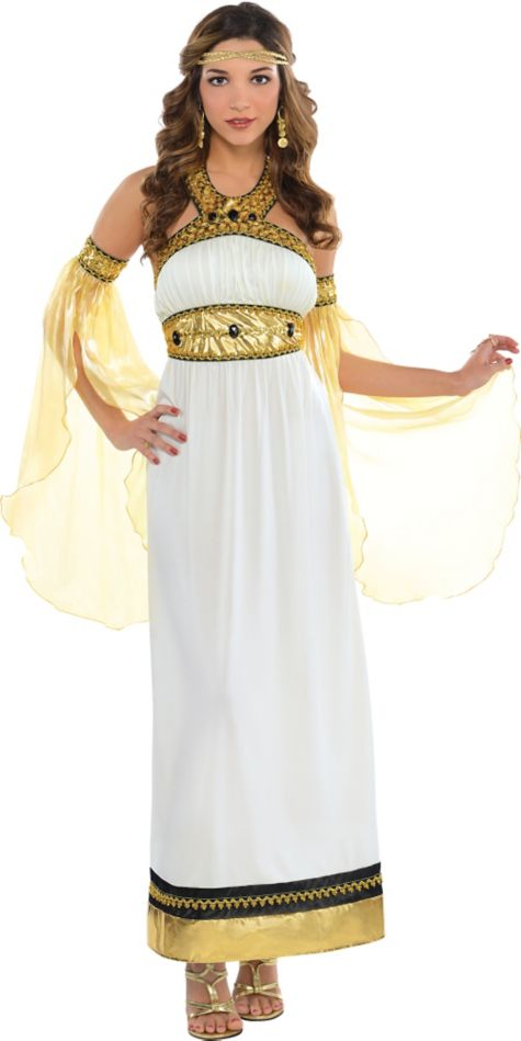 Sun Costume For Adults Adult Divine Goddess Costume