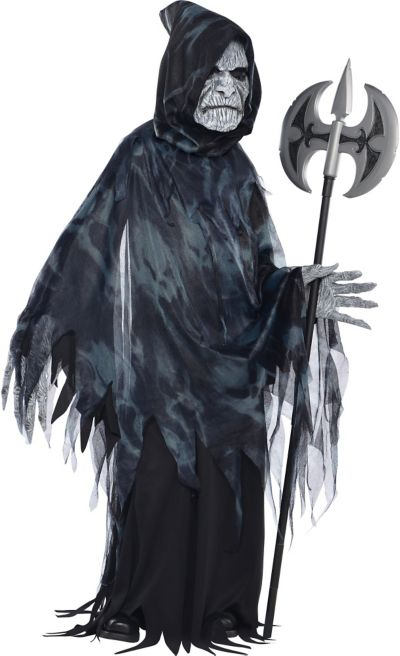 Boys Soul Taker Costume
