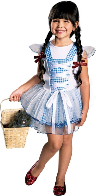 Toddler Girls Tutu Dorothy Costume - The Wizard of Oz